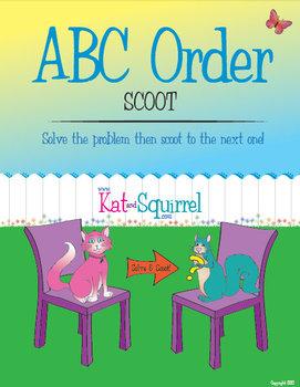 Scoot - ABC Order