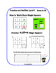 Addition to 20 | Self-Checking | MATH MAGIC | Task Cards |