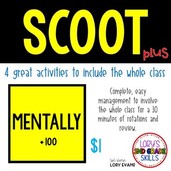 Scoot - Centipede Scoot & more... Mentally +100