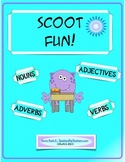 Scoot Parts of Speech