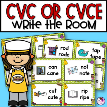 CVCe and Short Vowel Scoot