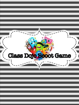 Scoot Game to accompany Class Dojo videos - on completion