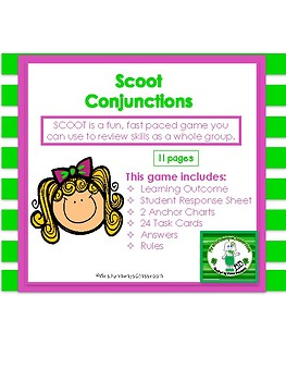 Scoot: Identify the Conjunction