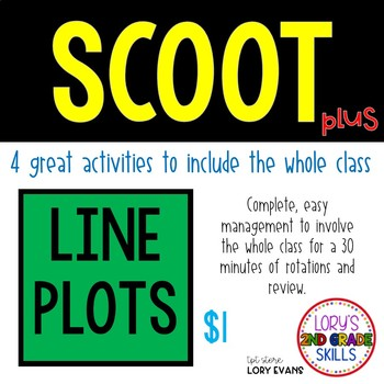 Scoot - Line Plot Scoot & more