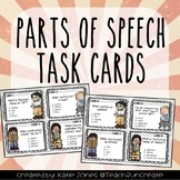 Scoot! Parts of Speech [center task cards]