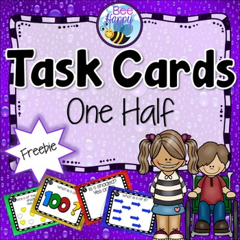 Fractions - Task Cards