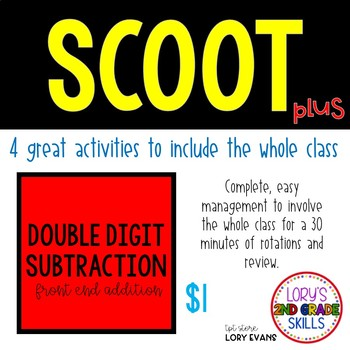 Scoot - Sneaker Scoot & more... Front End Subtraction