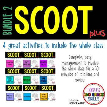 Scoot - Term 2 Scoots ( 9 in all)