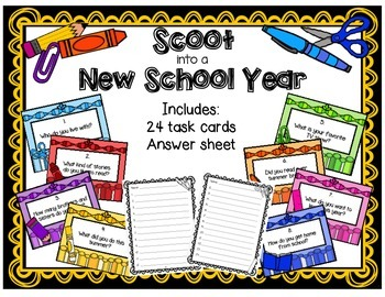 Scoot into a New School Year
