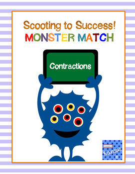 Scooting to Success Contractions