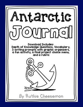 Scott Foresman Reading Street: Antarctic Journal