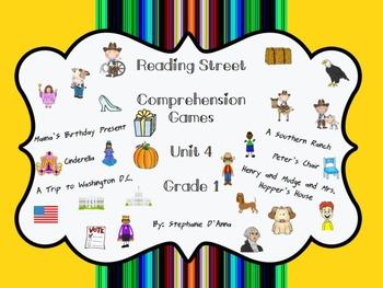 Scott Foresman Reading Street Common Core Comprehension Ga