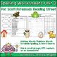 Scott Foresman Reading Street Grade 1 Spelling Worksheets