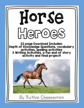 Scott Foresman Reading Street: Horse Heroes