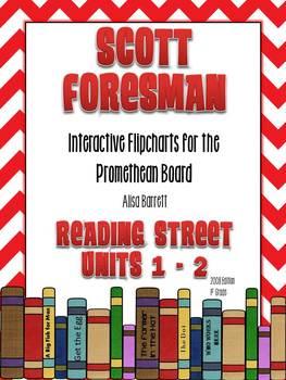 Scott Foresman Reading Street Interactive Flip Charts