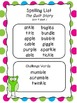 Scott Foresman Reading Street Spelling Lists Unit 4