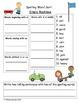 Scott Foresman Reading Street Spelling Sorts Bundle : Unit 5