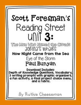 Scott Foresman Reading Street: Unit 3 Patterns in Nature