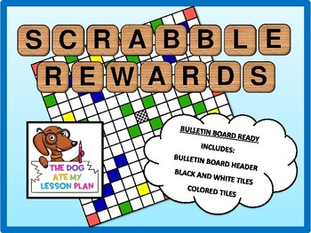 Scrabble Rewards - Incentives