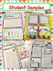 Scrapbook Book Report or Memory Book-Open House or End of