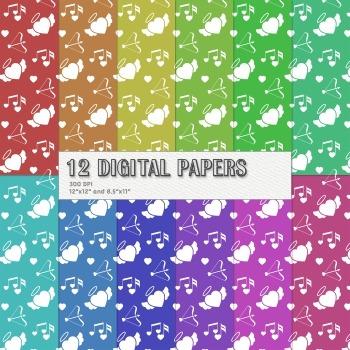 Scrapbook Paper Jpg Embellishment Set Fun Album Cover Card