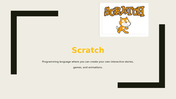 Scratch: A Brief Introduction