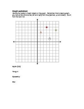 Scratch: Graph Worksheet