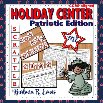SCRATTLE LEARNING CENTER: Patriotic Edition