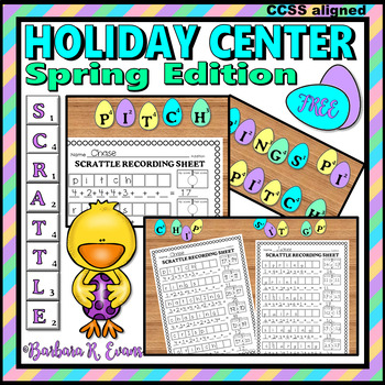 SCRATTLE LEARNING CENTER: The Spring Edition
