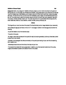 Scribbler of Dreams Project