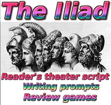 Script: The Iliad - readers theater version