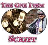 Script: The One Item Mystery Dinner Theater Drama