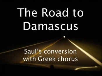 Script: The Road to Damascus
