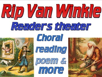 Scripts and more: Rip Van Winkle