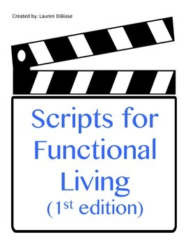 Social Skills - Scripts for Functional Living - 1st Edition