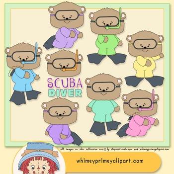 Scuba Bears