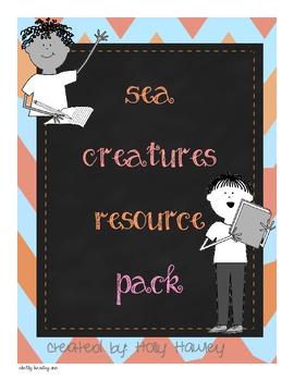 Sea Creatures Resource Pack