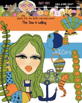 Sea Life Clip Art