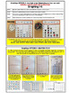 Math Centers and Printables- Count & Pin and Graphing Acti