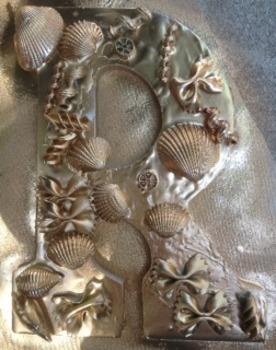 Sea Shell Monograms