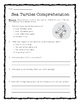 Sea Turtles Reading Comprehension FREEBIE - Informational Text