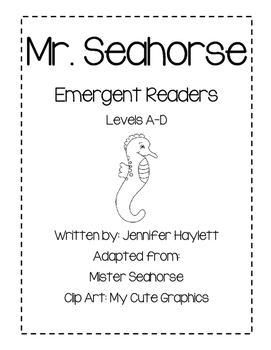 Seahorse Emergent Readers