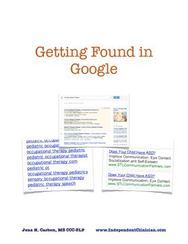 Search Engine Optimization (SEO) for Your Website or Blog