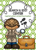 Search and Edit Center