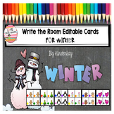 Search the Room Editable Game Cards for Winter