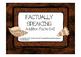 Seashell Unit (Literacy and Math Activities)