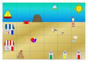 Seaside map