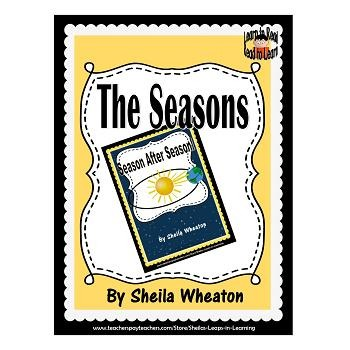 Season After Season: A READ TO LEARN Book About the Seasons