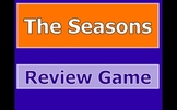 Season Review Game  PPT