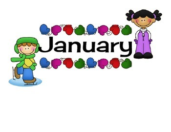 Seasonal Classroom Calendar